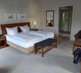 Doppelbett Romantik Hotel Bergström