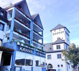 Haupthaus Rheinlust und Kurfürstliche Burg Hotel Rheinlust