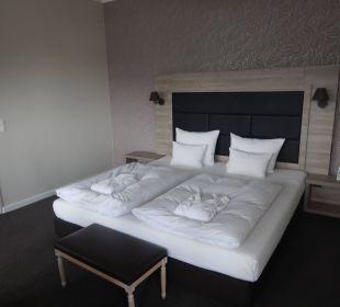 Wnętrze Junior Suite Upstalsboom Hotel Ostseestrand