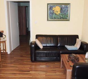 Ess-Wohnzimmer Gästehaus Martinsklause