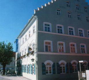 Hotelansicht Hotel Angerbräu