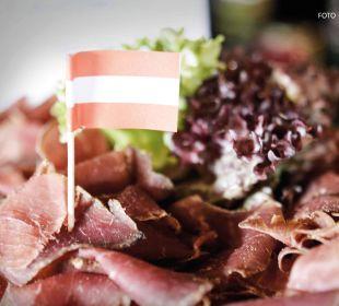 Bio-Rindfleisch geräuchert Gehwolf Alm