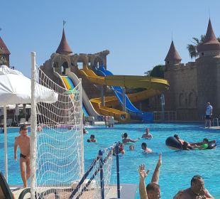 Tolle poolanlage  Belek Beach Resort Hotel