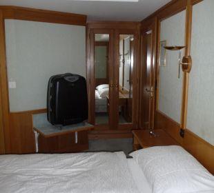 Doppelzimmer Hotel Appenzellerhof