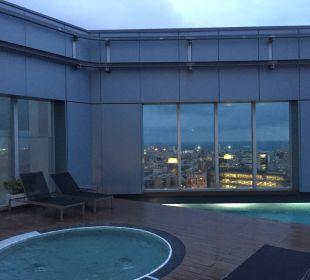 Pool Hotel Novotel Barcelona City