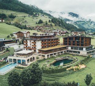 Außenansicht Hotel Nesslerhof