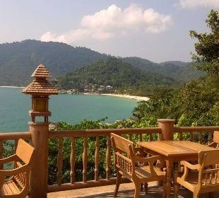 Traumhafte Aussicht Santhiya Koh Phangan Resort & Spa