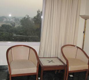 Kleine Sitzecke Clarks Shiraz Hotel