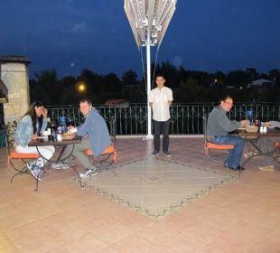 Esterrasse von Hotel Hotel Anatolia Resort