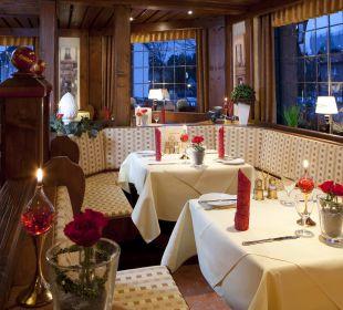 """Restaurant """"Vitrine"""" Hotel Schmidt-Mönnikes"""