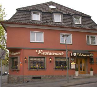 Außenansicht/Restaurant Hotel Schmidt-Mönnikes