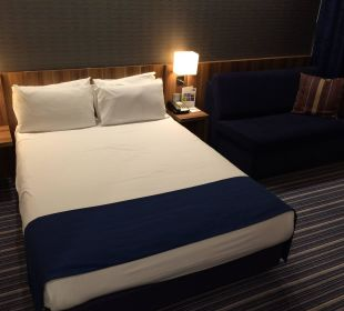 Sehr bequem Hotel Holiday Inn Express Hamburg City Centre
