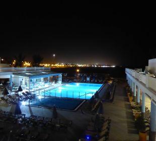Bei Nacht Hotel Las Costas