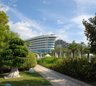 Hotel mit Gartenanlage Hotel Concorde De Luxe Resort