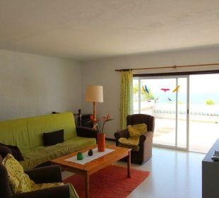 Wohnzimmer Großes Apartment 8 Finca El Rincon