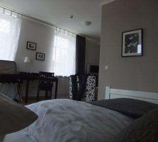 Komfort Plus Zimmer mit Dachterrasse Hotel Kleiner Yachthafen