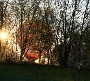 Garten Quellness Golf Resort - Das Ludwig