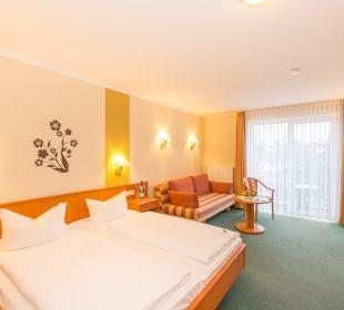 Doppelzimmer Aparthotel Villa Osada