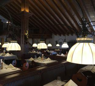 Restaurant Dorint Sporthotel Garmisch-Partenkirchen