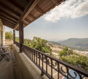Ausblick Ruth Rimonim Safed Hotel