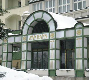 Entree Hotel Panhans
