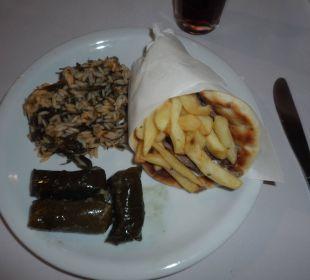 Griechischer Abend Eurohotel Katrin Hotel & Bungalows