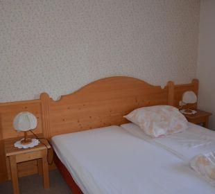 Slaapkamer Ferienwohnung Heim