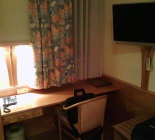 Schreibtisch Hotel Zu den Drei Kronen