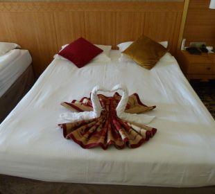 Deko Zimmer Hotel Royal Dragon