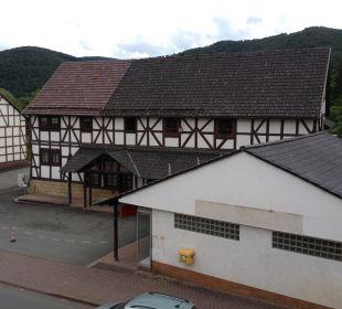 Vom Zimmer Gasthof Königshof Edersee