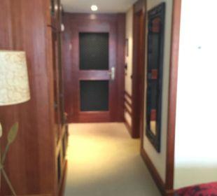 Eingang Lindner Park-Hotel Hagenbeck