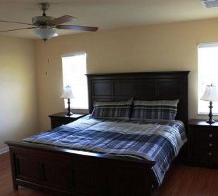 Schlafzimmer 1 Villa Summertime