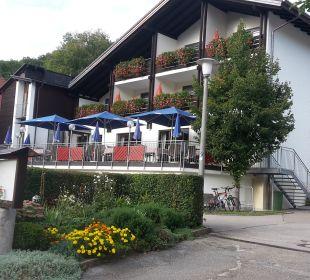 Außenansicht Hotel Zur Linde