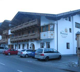 Stacklerhof Straßenansicht Hotel Stacklerhof