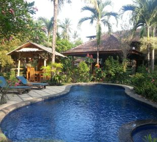Sauber und wirklich toll! Saraswati Holiday House