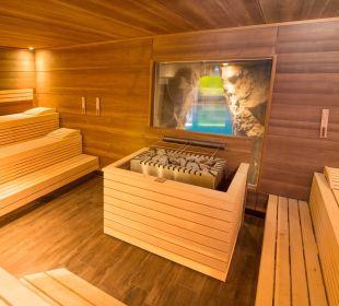 Finnische Sauna Parkhotel Frank