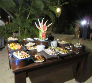 Nachtischbuffet  Dreams La Romana Resort & Spa