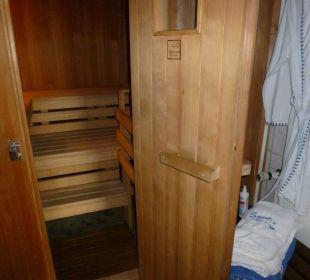 Sauna Pension Haus Hochstein