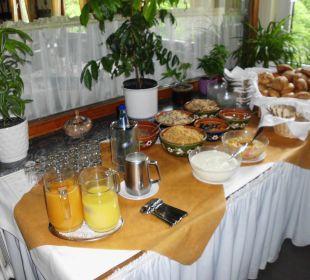 Frühstücksbüffet Hotel Landhaus Silbertanne