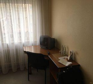Sideboard mit TV Hotel Kaiserhof