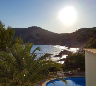 Vom Balkon Olimarotel Gran Camp de Mar