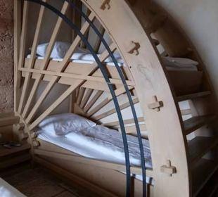 Lit superposé magnifique Hotel Colosseo Europa-Park