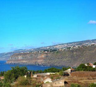 Blick von der Terasse Hotel Riu Garoe