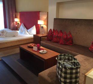 Romantik Suite DolceVita Hotel Feldhof
