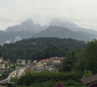 Ausblick vom Hotel Hotel Bavaria Berchtesgaden