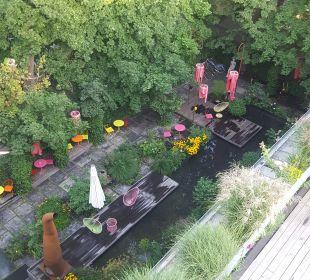 Gartenanlage Nala individuellhotel