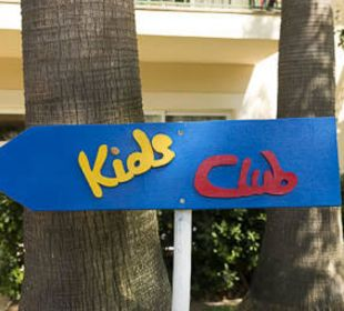 Kinderclub allsun Hotel Eden Playa