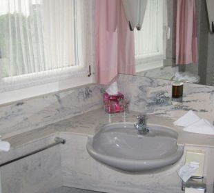 Badezimmer Hotel Appenzellerhof
