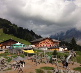 Berghaus mit Alpenspielplatz Hotel Berghaus Bort