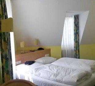 Doppelzimmer im 2. Stock  Hotel Schloss Schweinsburg